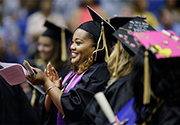 UWG Awards Record Number of Degrees in Spring Commencement Ceremonies