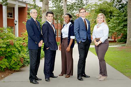 UWG Students to Compete at 22nd International Economic Convention